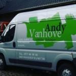 Andy Vanhove Interieurinrichting