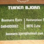 Bosmans Bj�rn