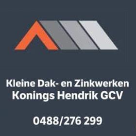 Dak- en Zinkwerken Konings Hendrik GCV