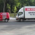 Gevelrenovatie De Cooman & Zoon