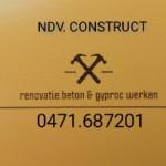 NDV Construct