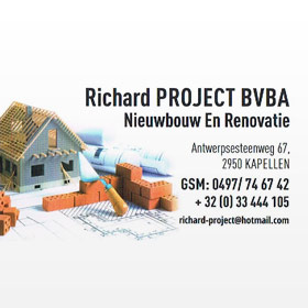 Richard Project Bvba