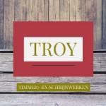 Timmer- en schrijnwerken Troy