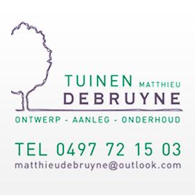 Tuinen Debruyne Matthieu