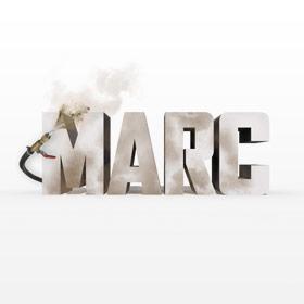 Zandstralen Marc